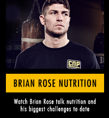 Brian Rose Nutrition