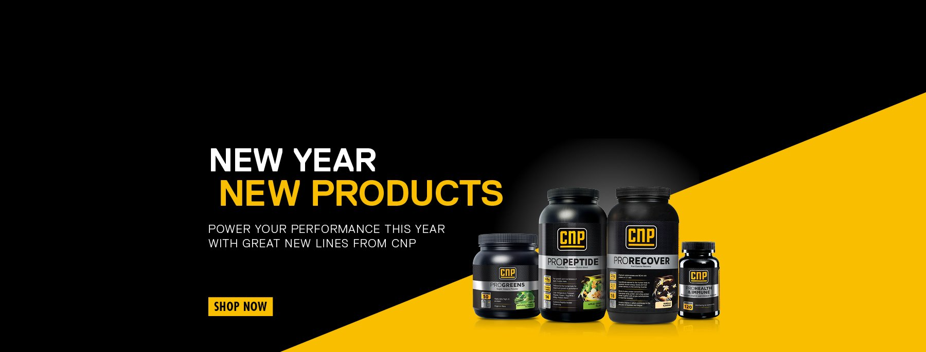 New Year New Products