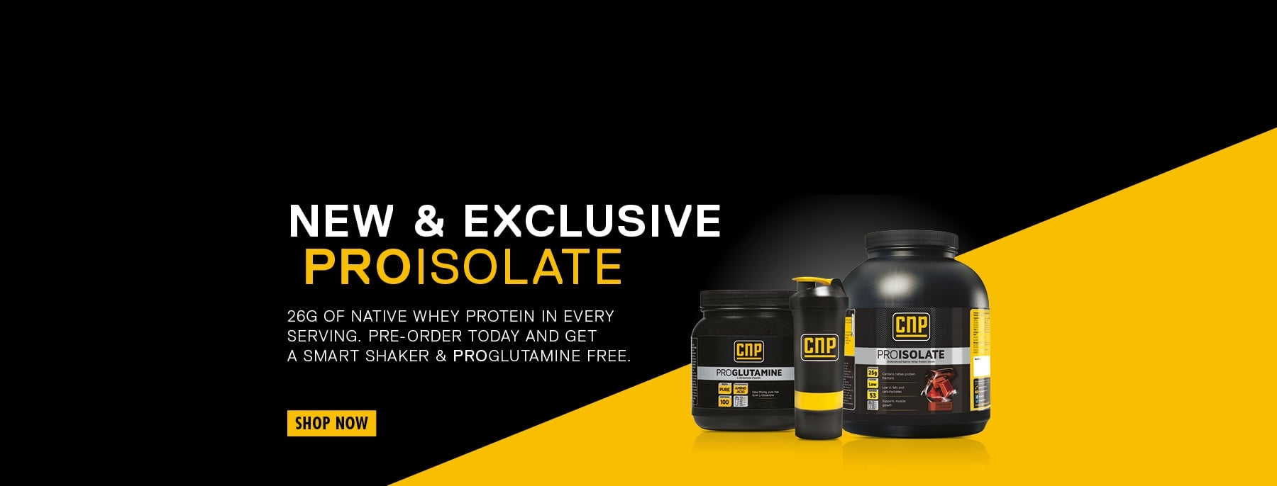 Pro Isolate Launch