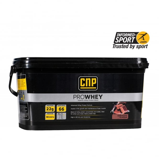 CNP Pro Athlete Certified Pro Whey 2kg - 66 Servings