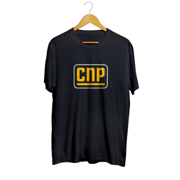 CNP Black Logo T-Shirt