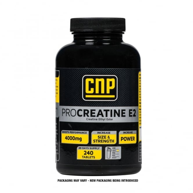 CNP Pro Creatine E2 Tablets (240)