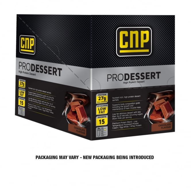 CNP Pro Instant Protein Dessert Mix - 15 Servings