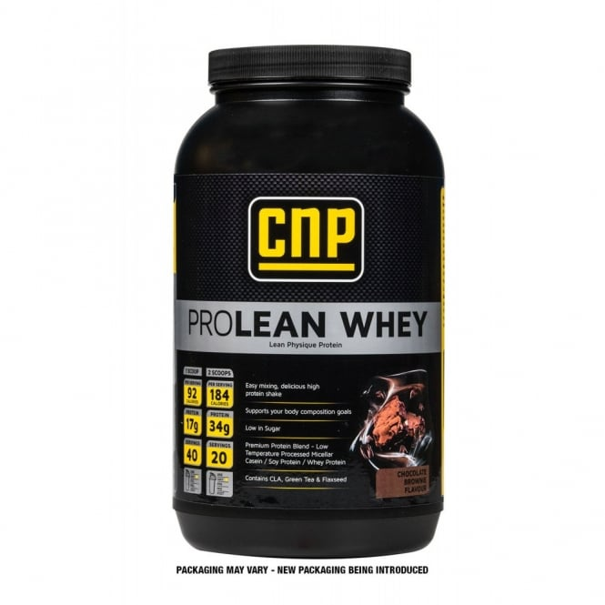 CNP Pro Lean Whey Meal Replacement Drink Powder 1kg - 20 Servings