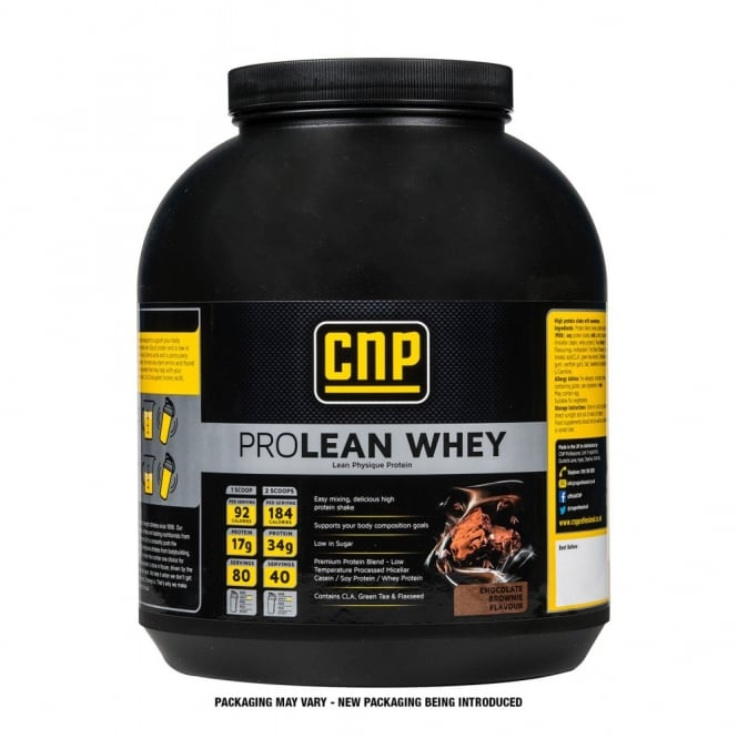 CNP Pro Lean Whey Meal Replacement Drink Powder 2kg - 40 Servings