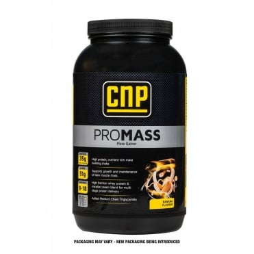 Mass Gain Drink Powder 908g - 9-18 Servings