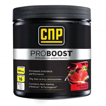 Pro Boost - Advanced pre workout formula 304g - 16 Servings