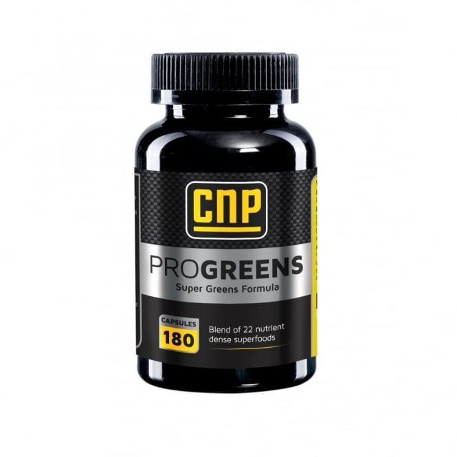 CNP Pro Pro Greens - 180 Capsules