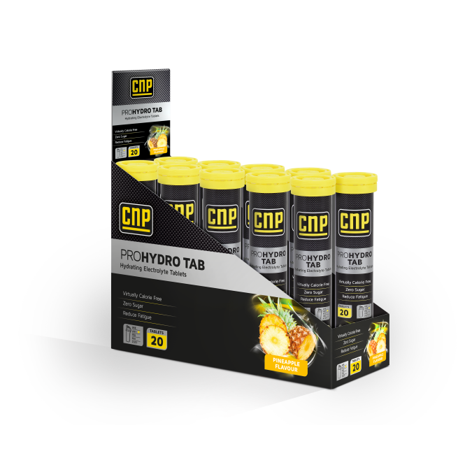 CNP Pro Pro Hydro Tabs Box - Case of 10 Tubes