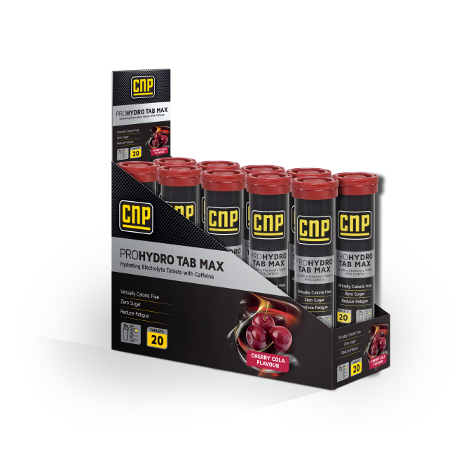 CNP Pro Pro Hydro Tabs Max Box - Case of 10 Tubes