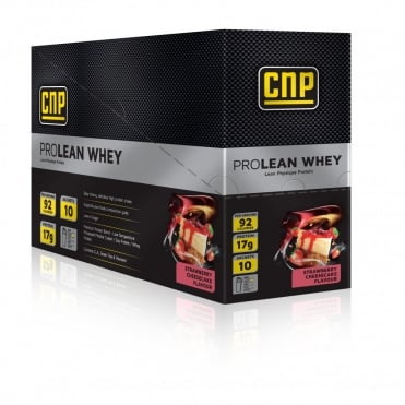 Pro Lean Whey Sachets - 10 Servings
