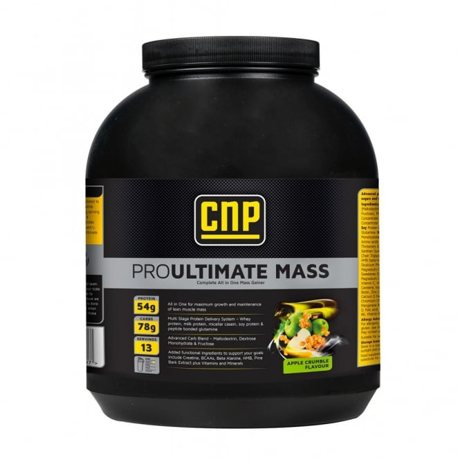 CNP Pro Pro Ultimate Mass 2kg - 13 Servings