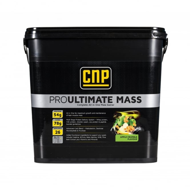 CNP Pro Pro Ultimate Mass 4kg -  26 Servings