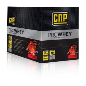 Pro Whey Sachets - 10 Servings