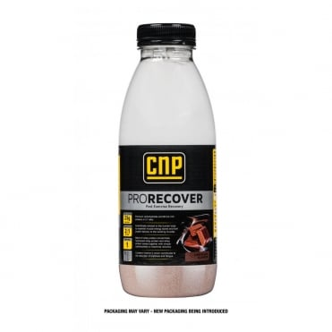 Recovery Shake & Take Sample
