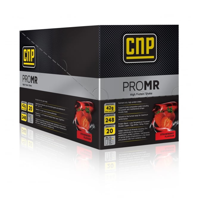 CNP Professional Athlete Certified - Pro MR - 20 Servings