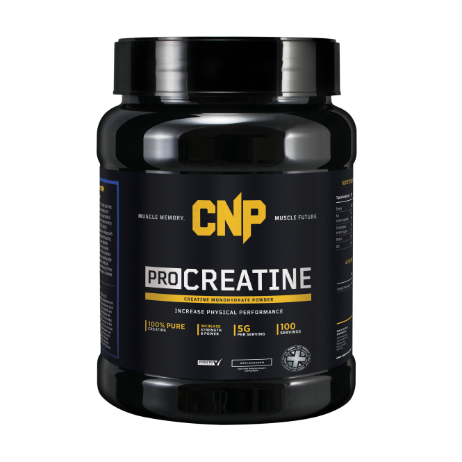 CNP Professional Creatine Monohydrate 500g - 100 Servings
