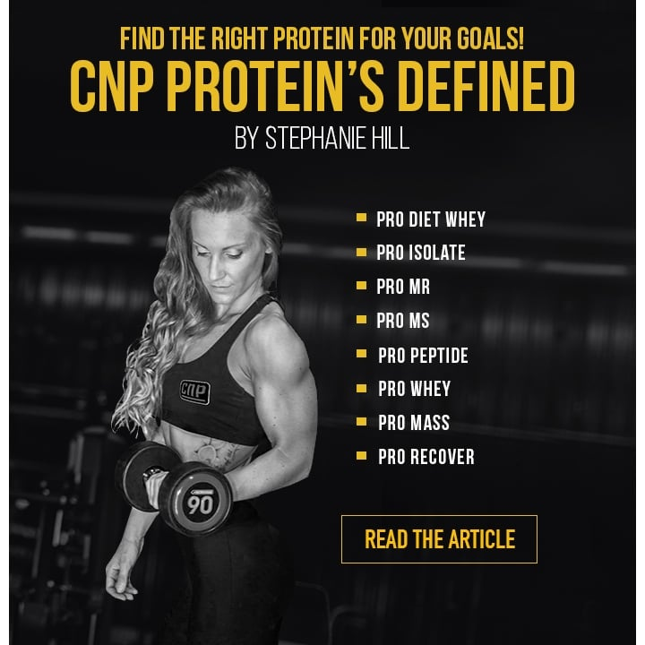 Steph Proteins Defined